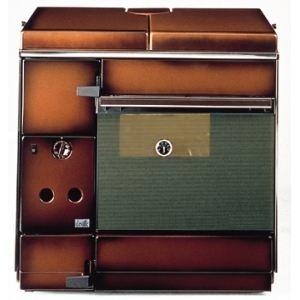 Deville C08548 - Fourneaux à bois bouilleurs Gingembre