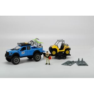 Dickie Toys Set véhicules tout terrain