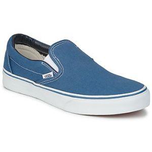 Vans Slip ons CLASSIC SLIP ON bleu - Taille 36,37,38,39,40,41,42,43,44,45,35,40 1/2,42 1/2,47,48,38 1/2