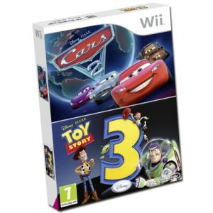 Cars 2 + Toy Story 3 [Wii]