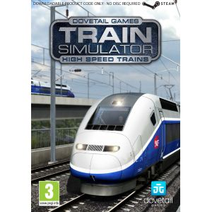High Speed Trains Simulator [PC]