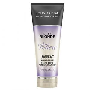 John Frieda Sheer Blonde Color Renew - Shampooing correcteur couleur
