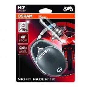 Osram Ampoule halogène 64210NR1-02B NIGHT RACER 110 H7 55 W 1 paire