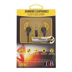 T'nB Running - Écouteurs sport intra-auriculaire