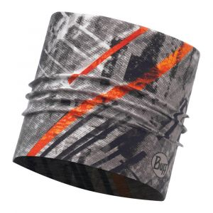 Buff Couvre-chef -- Coolnet Uv Multifunctional Headband Patterned - City Jungle Grey - Taille One Size