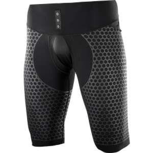 Salomon S/Lab Exo - Vêtement course à pied Homme - noir S Pantalons course à pied