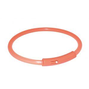Trixie Light Band, S: 32 Cm, Orange - 13390