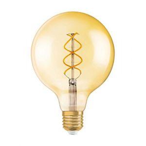Osram Vintage 1906 LED E27 Globe 5W 820 Dorée | Substitut 25W