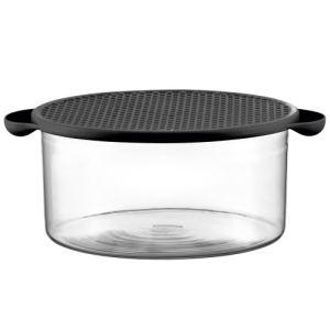 Bodum Saladier Hot Pot avec couvercle en silicone (2,5 L)