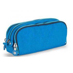 Trousse scolaire Kipling Cute Blue Green Mix bleu Vbptcd