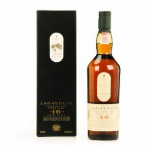Lagavulin Whisky Ecosse Islay Single Malt 16 ans 40 % vol.