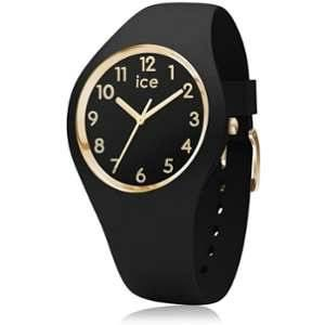 Ice Watch Montre Femme Glam Black Gold Small 015338