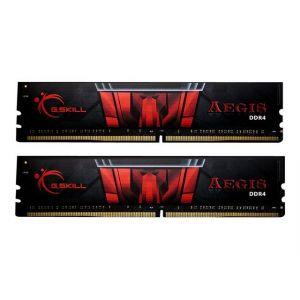 G.Skill F4-2400C17D-16GIS - Aegis 16 Go (2 x 8 Go) DDR4 2400 MHz CL17