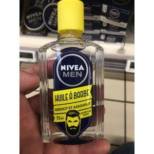 Nivea Men Huile à barbe