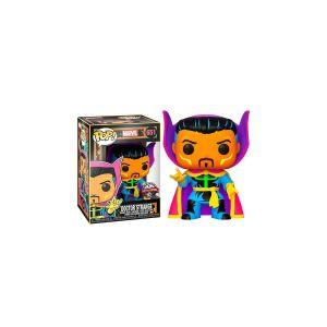 Funko Figurine Pop - Dr. Strange - Marvel: Black Light (651) - Pop Movies - Exclusive - Fu48848