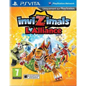 Invizimals : The Alliance [PS Vita]