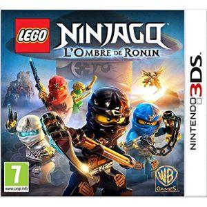 Lego Ninjago : L'ombre de Ronin [3DS]