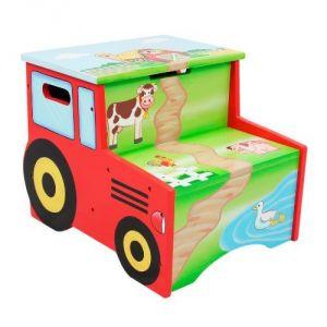 Primary Products Ltd Escabeau Happy Farm