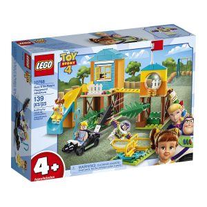 Lego 10768 - L'aventure de Buzz et la Bergère dans l'aire de jeu