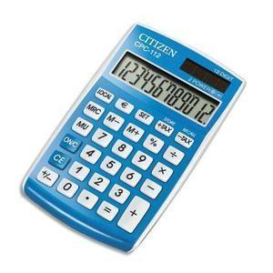 Citizen Systems CPC-112 - Calculatrice de poche Premium