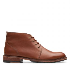 Clarks Boots CLARKDALE BASE Marron - Taille 40,41,42,43,44,45,46,42 1/2,47,41 1/2,44 1/2,39 1/2