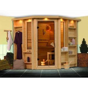 Karibu Cortona - Sauna traditionnel à poêle pour 3 personnes