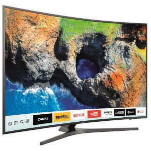 Samsung UE55MU6645 - Téléviseur LED 139 cm 4K incurvé
