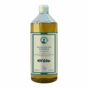L'Artisan Savonnier Savon liquide lavandin recharge 1 L