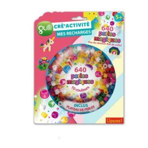 Kit créatif Gulli Cre'activités Perles Magiques recharges