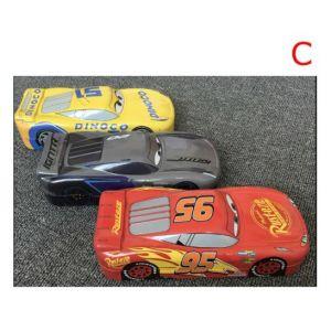 Cars : Gomme 3D 1 pièce asst