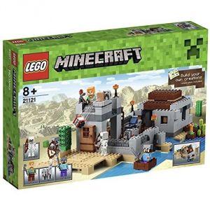 Lego 21121 - Minecraft : L'avant-poste dans le désert