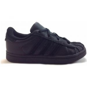 Adidas Superstar I, Baskets Mixte Enfant, Noir Negbas, 26 EU