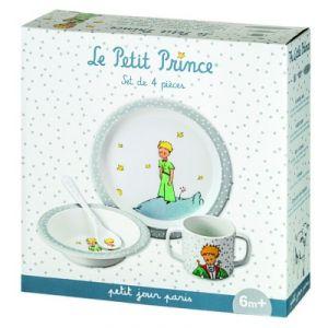 Petit Jour PP901 - Coffretrepas 4 pièces Le Petit Prince