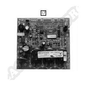 Procopi 1881020 - Carte éléctronique PN103899 pour générateur de vapeur MR Steam MS