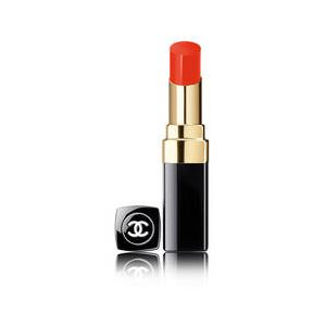 Chanel Rouge Coco Shine 138 Poppy Orange - Le rouge brillant fondant hydratant