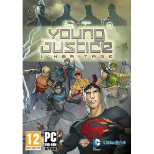 Young Justice : Legacy sur PC