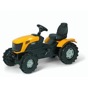 Rolly Toys Tracteur à pédales JCB 8250 V-Tronic