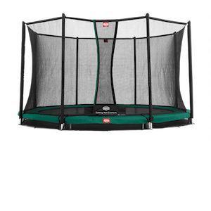 Berg Toys Trampoline Berg Inground Favorit + Safety Net Comfort 270 cm