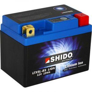 Shido Ytx7a-bs Batterie Moto Lithium 12 V 2,4 Ah - Ytx7a-bs batterie moto Lithium 12 V 2,4 Ah.