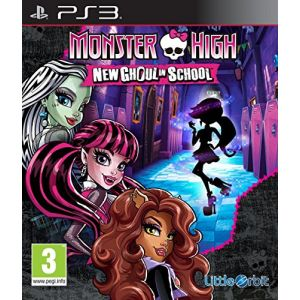 Monster High : une nouvelle élève à Monster High (New Ghoul In School) [PS3]