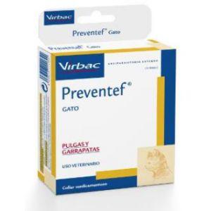 Virbac Preventef Collier antiparasitaire