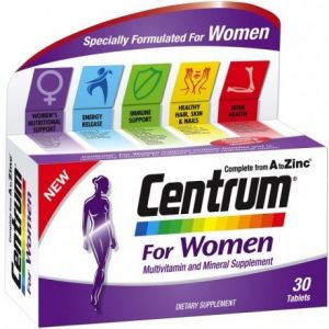 Centrum Women - 30 comprimés