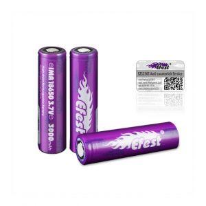 Efest 2 batteries accu pour cigarette électronique