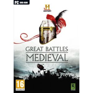 Great Battles Medieval sur PC