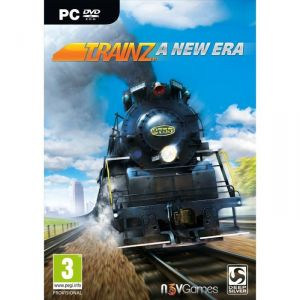 Trainz Simulator : a New Era [PC, MAC]