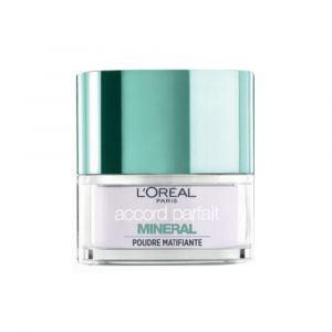 L'Oréal Poudre minérale transparente Accord Parfait de Paris
