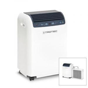 Trotec Climatiseur Mobile Split avec Echangeur PAC 4600 pour 48 m2-120 m3