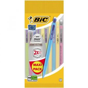 Bic Maxi-pack de porte-mine Matic Combos 0,7 mm
