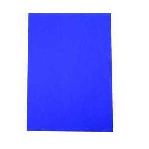 Creotime Papier cartonné A4 Bleu roi - 180 gr - 20 pcs