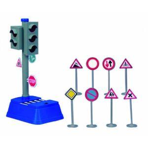 Dickie Toys Kit de panneaux de signalisation